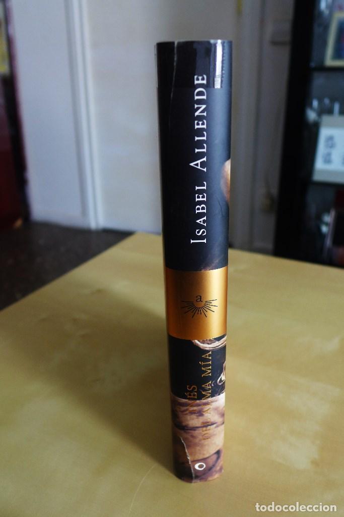 Libros de segunda mano: INÉS DEL ALMA MÍA, ISABEL ALLENDE, TAPA DURA, CIRCULO DE LECTORES - Foto 2 - 83645752
