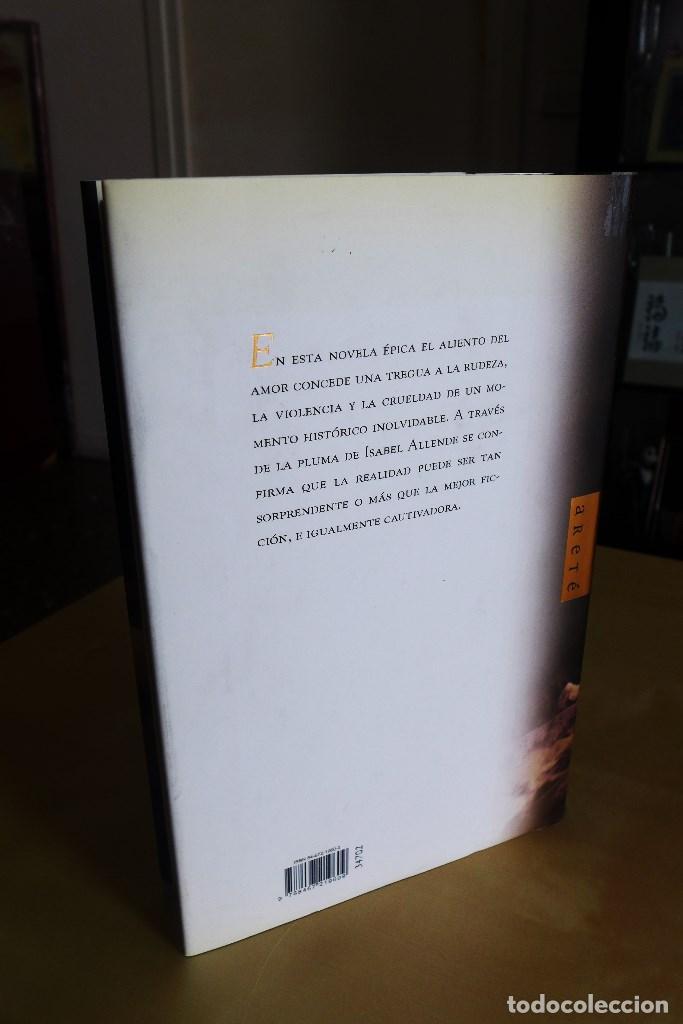 Libros de segunda mano: INÉS DEL ALMA MÍA, ISABEL ALLENDE, TAPA DURA, CIRCULO DE LECTORES - Foto 3 - 83645752