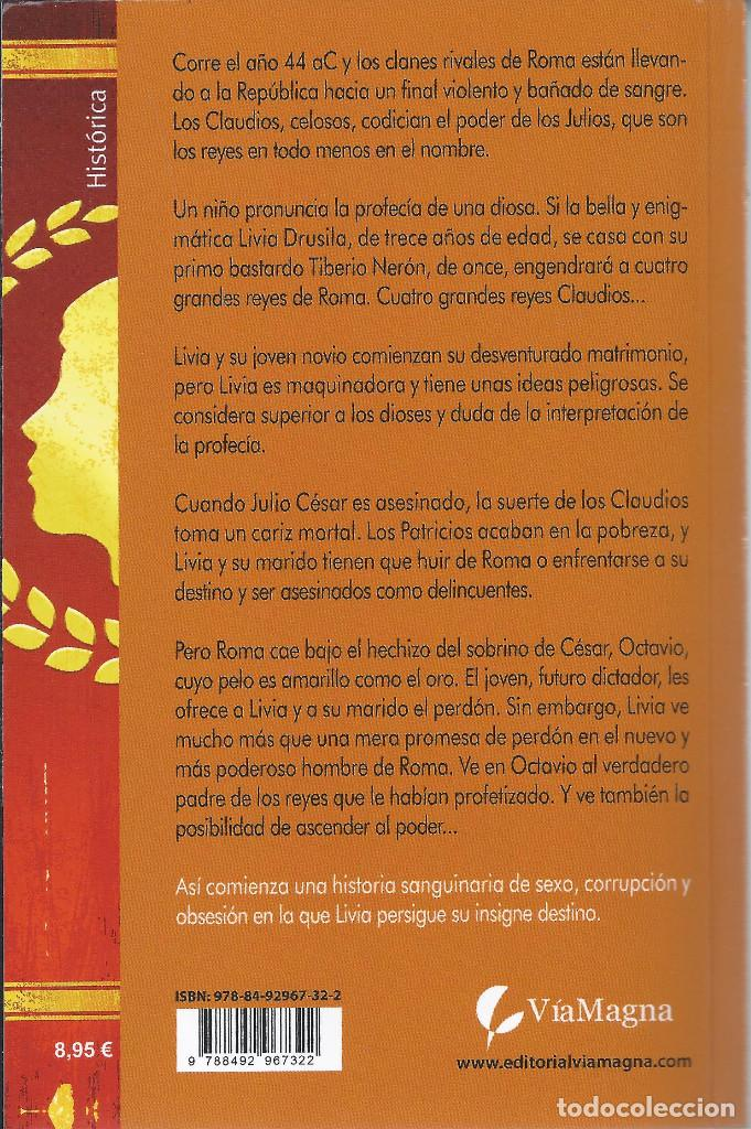 la emperatriz de roma - luke devenish - Comprar Libros de novela ...