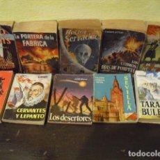 Libros de segunda mano: ENCICLOPEDIA PULGA . 10 LIBROS. Lote 86752616