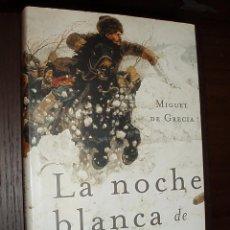 Libros de segunda mano: LIBRO LA NOCHE BLANCA DE SAN PETERSBURGO. Lote 109648338