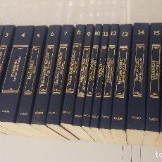 Libros de segunda mano: COLECCIÓN NOVELAS INMORTALES 54 LIBROS. Lote 89394712