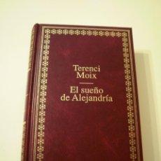 Libros de segunda mano: EL SUEÑO DE ALEJANDRÍA (TERENCI MOIX). Lote 90033236
