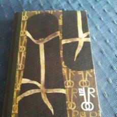 Libros de segunda mano: LAS SANDALIAS DEL PESCADOR. MORRIS WEST. CÍRCULO. 1966. LIBRO.. Lote 104037406