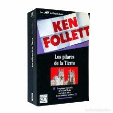 Libros de segunda mano: LOS PILARES DE LA TIERRA / PLAZA & JANÉS 1994 KEN FOLLETT. Lote 90955445