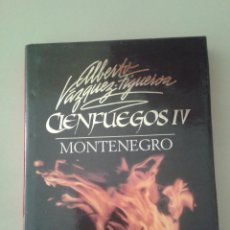 Libros de segunda mano: CIENFUEGOS IV.ALBERTO VAZQUEZ FIGUEROA. Lote 91338345