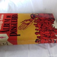 Libros de segunda mano: ALBUN DE POSGUERRA-RODRIGO RUBIO-EDICIONES GP-RENO-1977-GUERRA CIVIL ESPAÑOLA. Lote 92083340