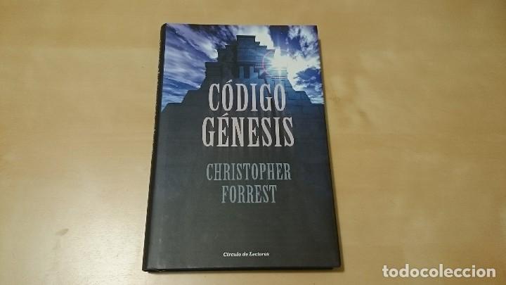 CÒDIGO GENESIS - CHRISTOPHER FORREST (Libros de Segunda Mano (posteriores a 1936) - Literatura - Narrativa - Novela Histórica)