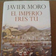 Libros de segunda mano: EL IMPERIO ERES TU (PREMIO PLANETA). Lote 96019383