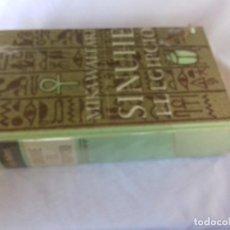 Libros de segunda mano: SINUHE EL EGIPCIO-MIKA WALTARI-CIRCULO DE LECTORES-1973. Lote 98600283