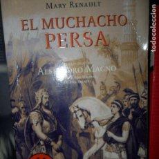 Libros de segunda mano: EL MUCHACHO PERSA, MARY RENAULT, ED. DEBOLSILLO. Lote 98608583
