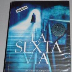 Libros de segunda mano: LA SEXTA VÍA - PATRICIO STURLESE (DEBOLSILLO, 2009). Lote 29388986