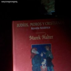 Libros de segunda mano: LOS JAZAROS, LA LEYENDA DE LOS CABALLEROS DE SIÓN. MAREK ALTER. PLANETA-D'AGOSTINI. Lote 98855067