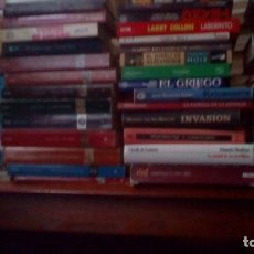 Libros de segunda mano: LOTE 57 LIBROS DE NOVELA HISTÓRICA. Lote 99012851