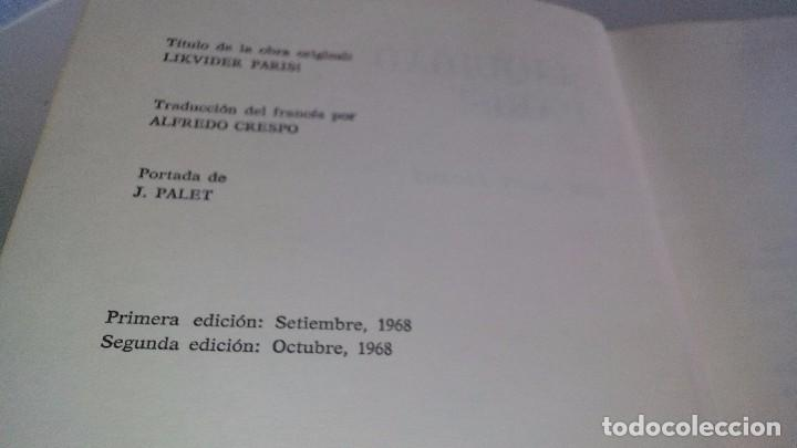 Libros de segunda mano: ¡Liquidad París! Sven Hassel-PLAZA JANES 1968-DEDICATORIA AUTOGRAFA AUTOR-II GUERRA MUNDIAL - Foto 8 - 100440363