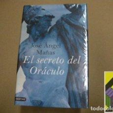 Libros de segunda mano: MAÑAS, JOSÉ ANGEL:EL SECRETO DEL ORÁCULO. Lote 100583355