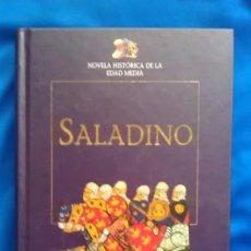 Libros de segunda mano: SALADINO - GENEVIEVE CHAUVEL. Lote 101524195