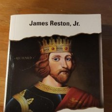 Libros de segunda mano: GUERREROS DE DIOS - JAMES RESTON, JR. - 2012. Lote 101667007