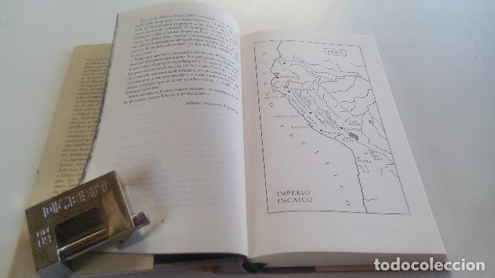 Libros de segunda mano: VIRACOCHA-ALBERTO VAZQUEZ FIGUEROA-CIRCULO DE LECTORES 1992-TAPAS DURAS + CUBIERTA-ILUSTRADO VER FOT - Foto 8 - 101711055