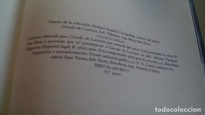 Libros de segunda mano: VIRACOCHA-ALBERTO VAZQUEZ FIGUEROA-CIRCULO DE LECTORES 1992-TAPAS DURAS + CUBIERTA-ILUSTRADO VER FOT - Foto 9 - 101711055