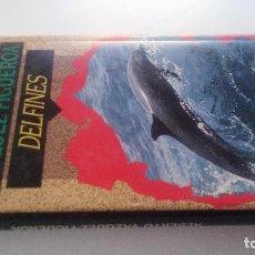 Libros de segunda mano: DELFINES-ALBERTO VAZQUEZ FIGUEROA-CIRCULO DE LECTORES 1992-TAPAS DURAS + CUBIERTA-ILUSTRADO VER FOT. Lote 101711243