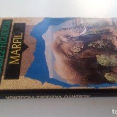 Libros de segunda mano: MARFIL-ALBERTO VAZQUEZ FIGUEROA-CIRCULO DE LECTORES 1992-TAPAS DURAS + CUBIERTA-ILUSTRADO VER FOT. Lote 101712183
