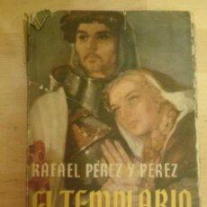 Libros de segunda mano: EL TEMPLARIO. Lote 101907347