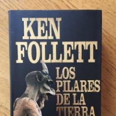 Libros de segunda mano: LOS PILARES DE LA TIERRA. KEN FOLLET. PLAZA & JANES. Lote 103323151