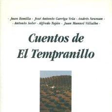 Libros de segunda mano: CUENTOS DE EL TEMPRANILLO - VV.AA.. Lote 103809299