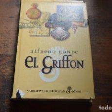 Libros de segunda mano: EL GRIFFON, ALFREDO CONDE, EDHASA, 2000. Lote 104123283