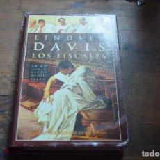 Libros de segunda mano: LOS FISCALES, LA XV NOVELA DE MARCO DIDIO FALCO, LINDSEY DAVIS, EDHASA, 2003. Lote 104129331