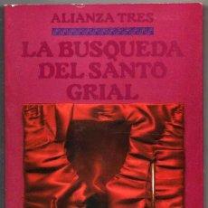 Libros de segunda mano: LA BUSQUEDA DEL SANTO GRIAL - ANONIMO *. Lote 104140827