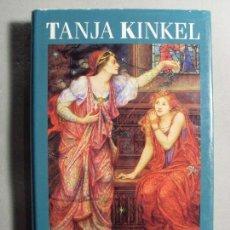 Libros de segunda mano: REINA DE TROVADORES / TANJA KINKEL / 1998 CÍRCULO DE LECTORES. Lote 105537507