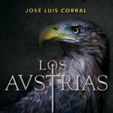 Libros de segunda mano: LOS AUSTRIAS EL VUELO DEL ÁGUILA.. Lote 106141606