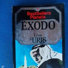 Libros de segunda mano: EXODO. Lote 106907779