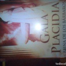 Libros de segunda mano: GALA PLACIDIA. REINA DE LOS BÁRBAROS - RUFINO FERNÁNDEZ. Lote 107076047