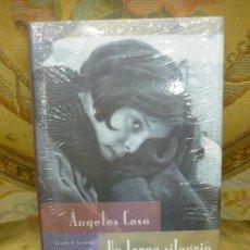 Libros de segunda mano: UN LARGO SILENCIO, DE ANGELES CASO. PRECINTADO.. Lote 107287075