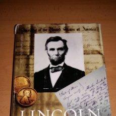 Libros de segunda mano: LINCOLN. GORE VIDAL. Lote 108261624