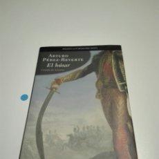 Libros de segunda mano: EL HUSAR. ARTURO PÉREZ-REVERTE.. Lote 109137560