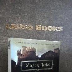 Libros de segunda mano: EL MERCADER Y LA BRUJA. MICHAEL JECKS. . Lote 109255447
