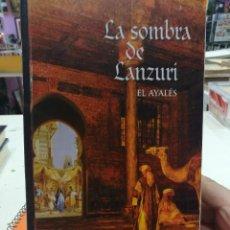 Libros de segunda mano: LA SOMBRA DE LANZURI POR JOSE LUIS URRUTIA AÑO 2006. Lote 109358391