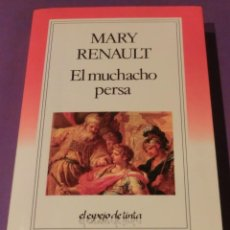 Livres d'occasion: EL MUCHACHO PERSA - MARY RENAULT. Lote 109428499