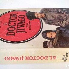 Libros de segunda mano: EL DOCTOR JIVAGO-BORIS L. PASTERNAK-CIRCULO DE LECTORES-NOGUER 1985 TAPAS DURAS + CUBIERTA. Lote 109562431