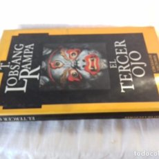 Libros de segunda mano: EL TERCER OJO-T LOBSANG RAMPA-CIRCULO LECTORES 1988-TAPAS DURAS + CUBIERTA. Lote 109611711