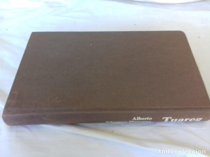 Libros de segunda mano: TUAREG-Alberto Vazquez Figueroa-CIRCULO DE LECTORES-1984 - Foto 2 - 109613223