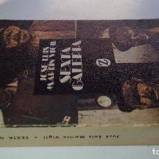 Libros de segunda mano: SEXTA GALERIA - J.L. MARTÍN VIGIL-EDITORIAL JUVENTUD. Lote 109626643