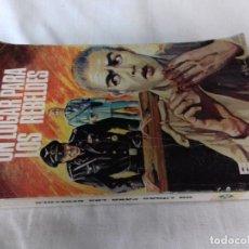 Libros de segunda mano: UN LUGAR PARA LOS REBELDES-CIRILE-EDICIONES MENSAJERO. Lote 109633115