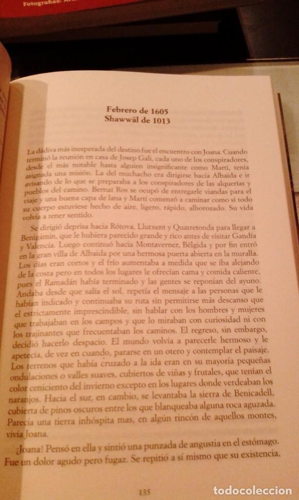 Libros de segunda mano: MORISCOS, EL LINAJE PERDIDO. AUTOR: MONTSERRAT CANO - Foto 2 - 109645683