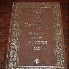 Libros de segunda mano: ERNEST HEMINGWAY - POR QUIÉN DOBLAN LAS CAMPANAS - GRANDES ÉXITOS PLANETA Nº 4 - PLANETA. Lote 110143783