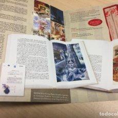 Libros de segunda mano: BENITO PEREZ GALDÓS, 2 TOMOS CON ESTUCHE, NUMERADOS CON ACTA NOTARIAL E ILUSTRADOS.ED.CONMEMORATIVA. Lote 110571699